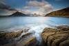 View from Elgol (Leigh Garner) Tags: 2017 scotland rocks mountains elgol leighgarner isleofskye nikond750 uk sea unitedkingdom gb