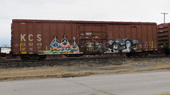 IMG_1371 (jumpsoner) Tags: traingraffiti trains traingraff trainspotting tracksides benching benchingsteel benchingtrains bencher boxcars benchingfreights bgsk benchinhsteel railroadphotography railroad railfan graffiti graffculture freights freightculture freightgraffiti foamer foamers freghtculture