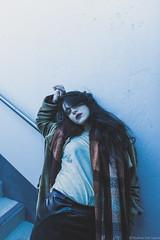 13022018-_DSC7619 (Mylène Van Laere) Tags: girl model bluelight vintage grunge grungestyle grungefashion vintagefashion street streetphotography