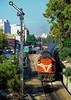 Athens, train 500 (rolfstumpf) Tags: greece athens ose organismossidirodromonellados mlw mx627 a456 semaphore formsignal waggonfabrikbautzen rushhour city urban hellas trains passengertrain railway railroad
