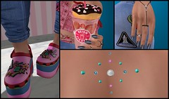 I feel like Barbie! ~ Flawless! (Punki's Fashion Passion Blog) Tags: limit8 mainstorerelease mainstorereleases n21event n21 shopyourheartout whimsical bubble alaskametro ama beautifuldirtyrich catwa catwameshhead chatnoir fabia foxcity maibilavio maitreya michan reign suicidalunborn supernatural valekoer zoz
