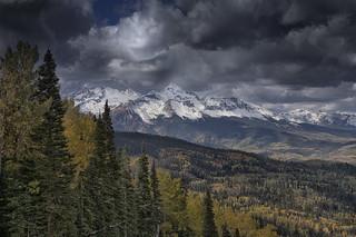 Mount Wilson Storm