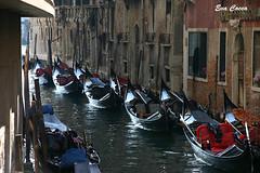 Pintura veneciana (Eva Cocca) Tags: venecia venice góndola gondola canales waterway viajes travel