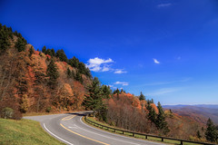 IMG_3654_Smoky Mountains (Alex Hsieh (椰子人)) Tags: ç´è² smokymountains smokymountainsnationalpark nationalpark roadtrip travel northcarolina tennessee tn usa canon canon6d 6d 2016 fall fallfoliage foliage autumn