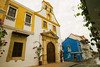 Bougainvillea on Colonial Building, Cartagena Colombia (AdamCohn) Tags: kmtoin adamcohn cartagena colombia architecture colonial colonialarchitecture geo:lat=10426829 geo:lon=75548971 geotagged street streets wwwadamcohncom bolívar