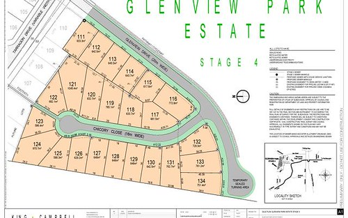 Lot 131 Glenview Park, Wauchope NSW