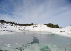 (Marwanhaddad) Tags: landscape frozen lebanon cedars