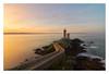 Le Petit Minou II (jos.pannekoek) Tags: france bretagne brittany tokina1116mmf28 tokinaaf1116mmf28 tokina d500 landscape lighthouse ocean sunrise