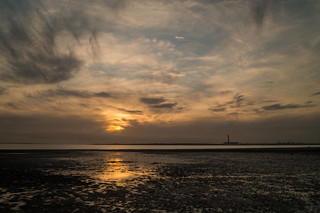 Meon Shore Sunset