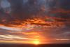 The Last Sunset (chantsign) Tags: clouds orange light sky dramatic sun water ocean hawaii kauai