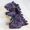 Baby dragon for Emilia (stitchling) Tags: norberta knitty järbo raggi