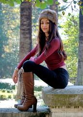 Shaila 21 (@Nitideces) Tags: elegancia elegance moda fashion glamour belleza beauty beautiful cute sexy retrato portrait chica girl mujer woman modelo model sensual gente people guapa jolie cool book nice nicegirl nitideces nitidecesdemiguelemele