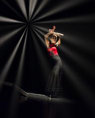 Guillermina de bedoya / Inspiración (por agustinruizmorilla) Tags: guillerminadebedoya agustinruizmorilla artista arte baile danza dancer artist color luz flamenco