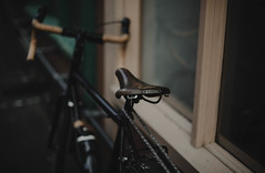 just another bicycle... (jess feldon photography) Tags: bicycle streetphotography vintage bristol city urban dof depth jessfeldon