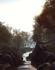 """""""Calm"""" (L1netty) Tags: thechineseroom playstationmobile everybodysgonetotherapture pc games gaming reshade screenshot nature outdoor color 4k videogame scenery grass stones"""