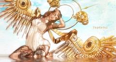 Angels will fall (♥PinkRayne♥) Tags: pinkrayne fameshed cosmopolitan phoenix vinyl bauhausmovement carolg empyreanforge