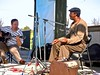blues - terry harmonica bean - watch: (Shein Die) Tags: terryharmonicabean jukejointfestival2014 harp harmonica blues festival