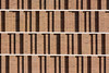 Rhythm of bricks (Jan van der Wolf) Tags: map173214v repetition herhaling facade gevel archief bricks bakstenen lines lijnen shadows schaduwen rhythm visualrhythm architecture architectuur officewinhov stadsarchiefdelft stadsarchief delft reliëf relief