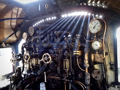 Great Central Railway Leicester Leicestershire 15th February 2018 (loose_grip_99) Tags: great central railway railroad rail train leicestershire eastmidlands england uk steam engine locomotive preservation transportation lms ivatt 2mt 260 46521 footplate leicester light gassteam uksteam trains railways february 2018