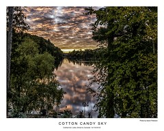 Cotton Candy Sky (AaronP65 - Thnx for over 11 million views) Tags: cottage catherinelake ontario canada sunrise