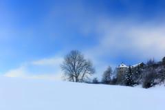 L'omino di Ovatta ... (Gio_ guarda_le_stelle) Tags: dolomiti dolomiten dolomites alps snow cool sunset italy mountainscape wadding memories ricordi ovatta