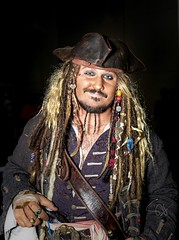 Jack (1seeu) Tags: comiccon bearded pirates moviecharacters