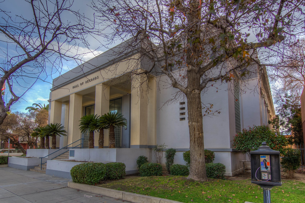 kern county hall of records