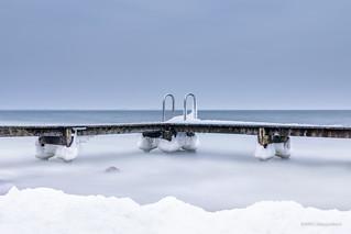 Arctic jetty!