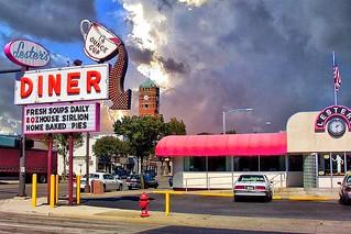 Bryan Ohio - Lester's Diner -  Landmark