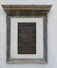 2017Danube-9036 (Cache Scouter) Tags: 2017 cz czechrepublic danube other palace parliamentbuilding prague senatechamber wallensteinpalace bronze cruise description plaque sign