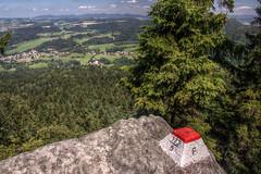 Polish-Czech Border (pbr42) Tags: nature nationalpark gorystolowe poland border hdr
