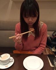 來跟妹子吃飯~ (Gea-Suan Lin) Tags: ifttt instagram