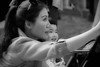 Everyday is so precious. (katebosworth1) Tags: kyoto mother child selfie smile sony kiymizutemple monochromatic