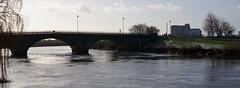 River Trent - Gainsborough (Neil Pulling) Tags: lincolnshire uk england river rivertrent contrejour backlit trentbridge trent rnbtrent