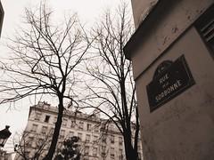 Rue de la Sorbonne (Otherwise_m) Tags: rue sorbonne street architecture hiver janvier january sky winter university université beauty photography gray student étudiant places travel voyages paris france europe canon sx620hs photoshoot travelling