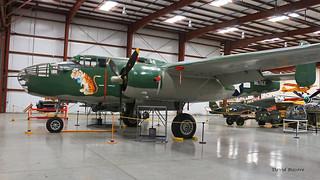 North American B-25J Mitchell n° 108-47545 ~ N6116X