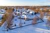 Oulu Oulujoki Finland (arto häkkilä) Tags: oulu ouluriver drone phantom snow kastelli kauppilabeach houses beach oulujoki lumi kauppilanranta talot ranta