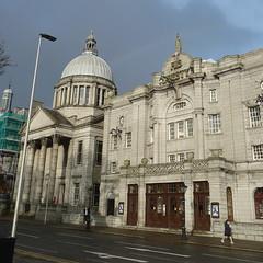 Rainbow,His Majestys Theatre,Rosemount Viaduc,Aberdeen_feb 18_7 (Alan Longmuir.) Tags: grampian aberdeen rosemountviaduct hismajestystheatre rainbow