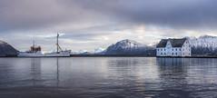 The harbour... (bent inge) Tags: norway harbour harbor hareid møreogromsdal sunnmøre polarship norwegianfjords norwegianwinter january 2018 bentingeask