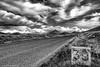 SS17bis (Ivano Di Benedetto) Tags: campoimperatore abruzzo bn biancoenero blackwhite bw blackandwhite nature clouds nuvole 39 strada bianconero