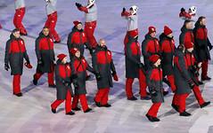 Ceremonia De Inauguracion PyeongChang 2018 05