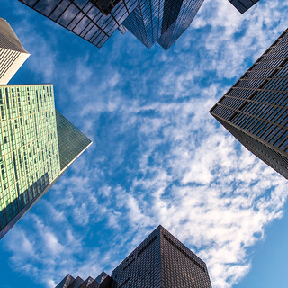 UP- New York City
