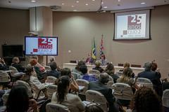 Abertura Ano Letivo EJUD 2 (Secretaria de Comunicação Social) Tags: escola judicial ejud ejud2 trt trtsp trtsp2 ministra abertura 25 anos 25anos jubileu de prata palestra