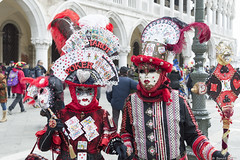 Masque Carnaval Venise 2018 (misterblue66) Tags: mask masque venise venizia carnaval d3200 nikon nikonpassion benoitgeets geets cartes cards poker