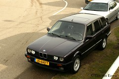 BMW 316 - 1993 (timvanessen) Tags: js640t touring wagon station stationwagon break estate