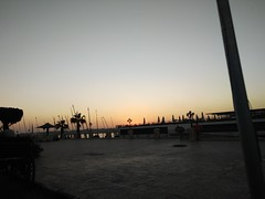 (nanisalleh) Tags: sunset luxor nile
