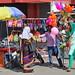 Street scenery, Thiruvananthapuram (India)