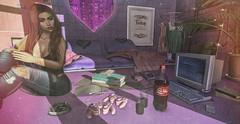 TODAY (AlehSpears // Classy clutter) Tags: stealthic catwa secrets addams amala blueberry kirin swan amihai ionic soy toro toiz sorgo minimal