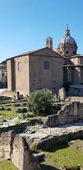 Curia Julia - 44 BC - Roman Forum - February 2018 (Kevin J. Norman) Tags: italy tome roman rome forum curia julia