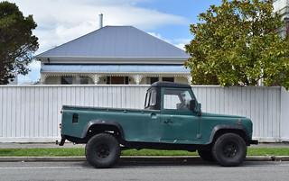 1992 Land Rover